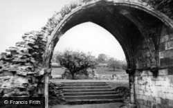 Kirkham, Abbey c.1960