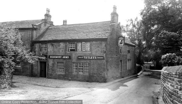Kirkheaton, Beaumont Arms c1950
