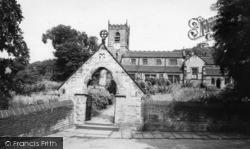 Kirkheaton, Parish Church c.1950