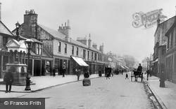 Kirkintilloch, Cowgate Looking South c.1900