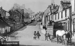 Kirkintilloch, High Street c.1895