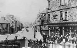 Kirkintilloch, Townhead c.1900