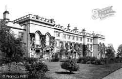 Kirkleatham, Kirkleatham Hall c.1885