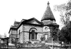 Kirkleatham, St Cuthbert's Church And Mausoleum c.1885