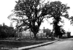 Kirkleatham, The Hospital c.1885