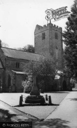 The Church c.1960, Kirklington
