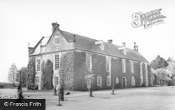 The Hall c.1960, Kirklington