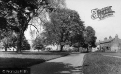 The Village Green c.1960, Kirklington
