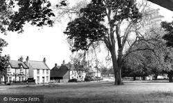 The Village Green c.1965, Kirklington