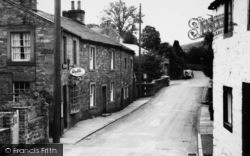 Kirkoswald, A Village Shop c.1965