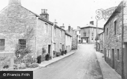 Kirkoswald, Bridge Street, The Village c.1965
