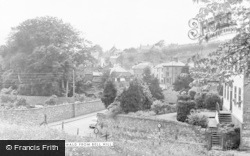 Kirkoswald, From Bell Hill c.1955