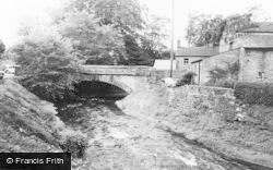 Kirkoswald, Raven Bridge c.1965