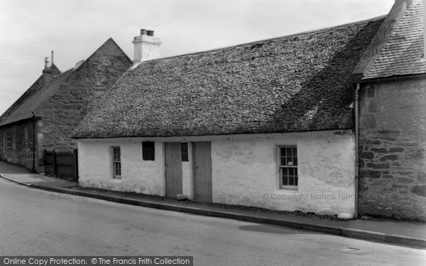 Photo of Kirkoswald, Souter Johnnie's House 1958