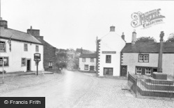 Kirkoswald, The Square c.1960