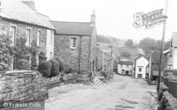 Kirkoswald, The Village c.1955