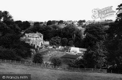 Kirkoswald, The Village From Bell Hill c.1965