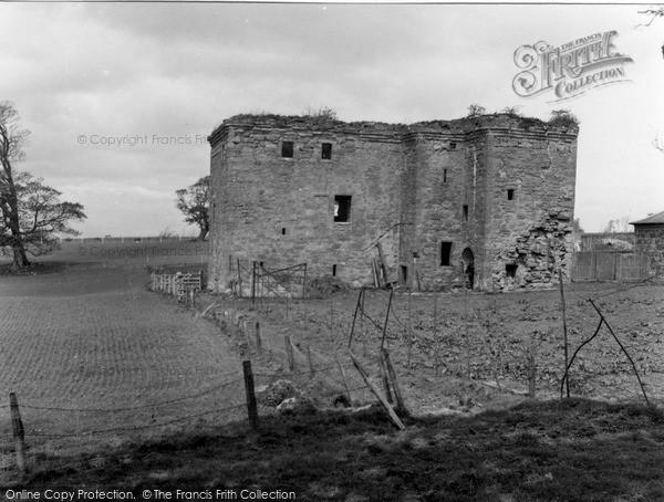 Photo of Kirkoswald, Thomaston Castle 1958