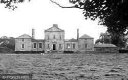 Mossknowe House c.1955, Kirkpatrick-Fleming