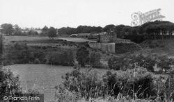 Robgill Tower c.1955, Kirkpatrick-Fleming