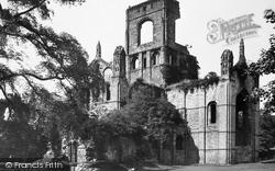 Kirkstall Abbey, 1888