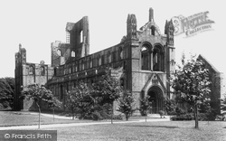 Kirkstall Abbey, North West 1901
