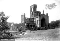 Kirkstall Abbey, Ruins 1901