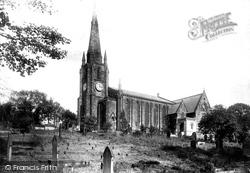 Kirkstall Abbey, St Stephen's Church 1894