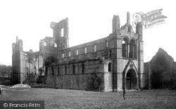 Kirkstall Abbey, The Ruins 1891