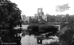 Kirkstall Abbey, The Ruins 1901