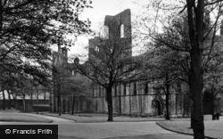 Kirkstall Abbey, The Ruins c.1960