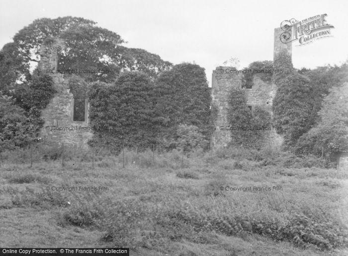 Photo of Kirkton Barns, Kirkton House 1953