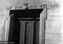 21 Victoria Street 1954, Kirkwall
