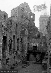 Bishop's Palace 1954, Kirkwall