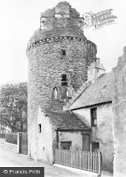 Bishop's Palace, Bishop Reid's Tower c.1930, Kirkwall