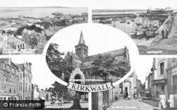 Composite c.1935, Kirkwall