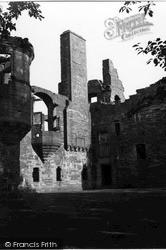 Earl's Palace 1954, Kirkwall
