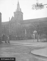 St Magnus Cathedral 1958, Kirkwall