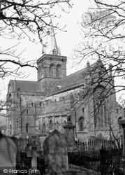 St Magnus Cathedral 1960, Kirkwall