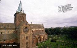 St Magnus Cathedral c.1995, Kirkwall