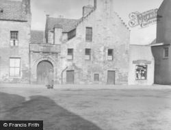Tankerness House 1958, Kirkwall