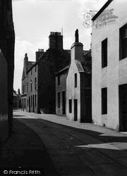 Victoria Street 1954, Kirkwall