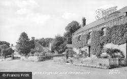 Kirkwhelpington, Cliffside And Temperance c.1955