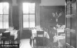 Kirn, Dhalling Mhor, Dining Room c.1955