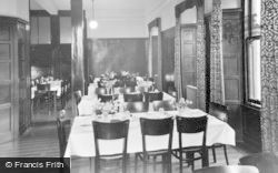 Kirn, Dhalling Mhor, The Dining Room c.1950