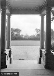 Kirn, Dhalling Mhor, The Lawns From The Hall c.1955