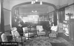 Kirn, Dhalling Mhor, The Lounge c.1950
