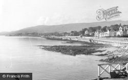 Kirn, Looking Towards Dunoon c.1955