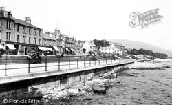 The Esplanade 1897, Kirn