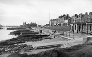 Kirn, the Promenade c1955